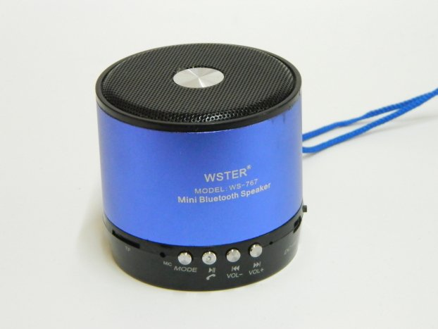 Radio MP3 WSTER WS-767